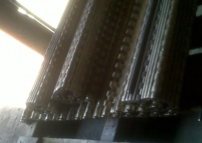 Cadena de bronce sae 68 para maquina tabacalera