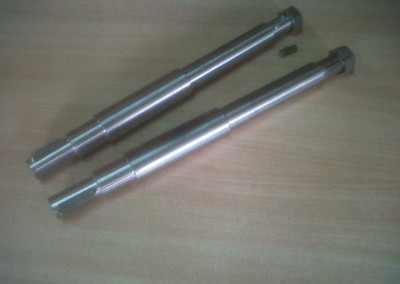 Ejes bombas, material inox.316